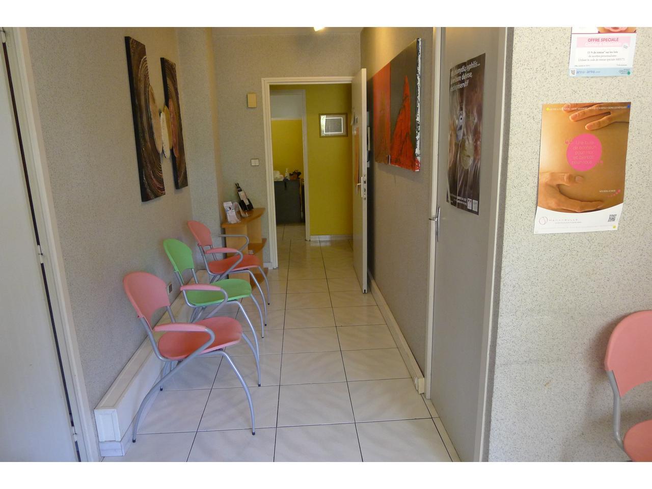 Immobilier bureau local professionnel nice rue de france for Bureau local