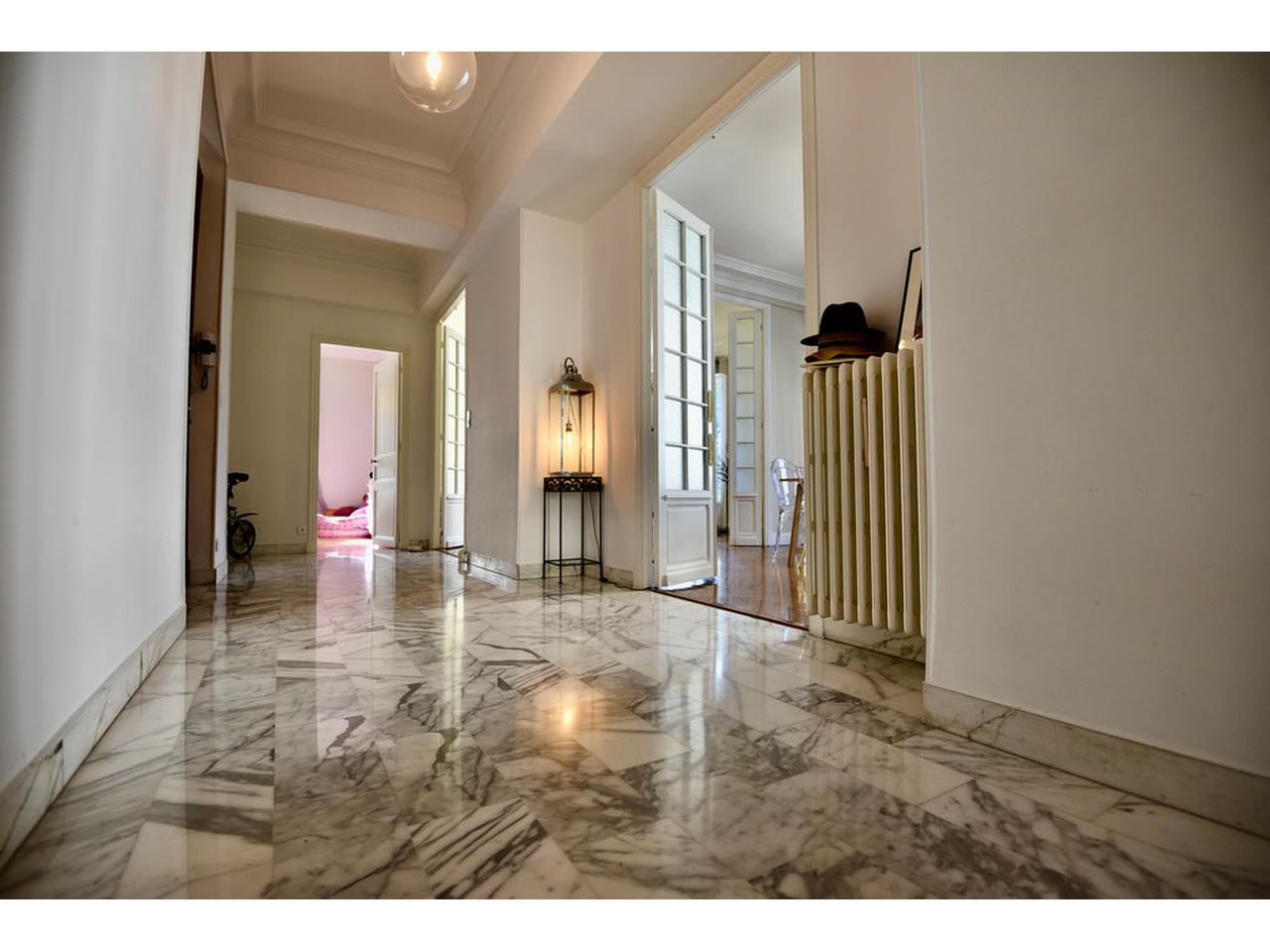 hall appartement